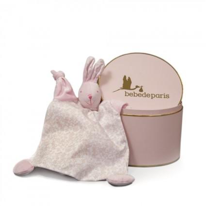 Pink Vintage Baby Comforter Gif