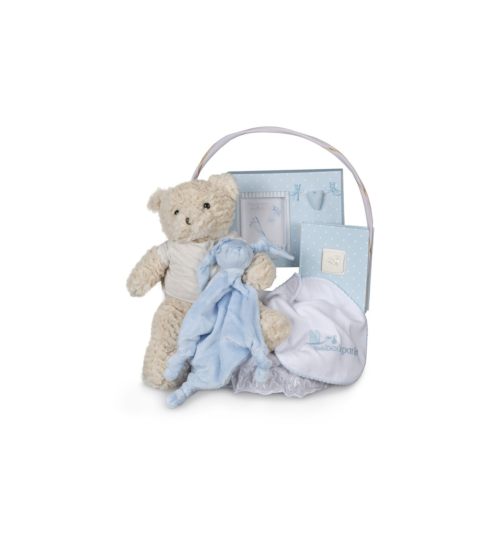 Baby Gift Baskets Delivered Uk : Memories essential baby gift hamper