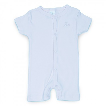 Colour Baby Body Short Sleeve Blue