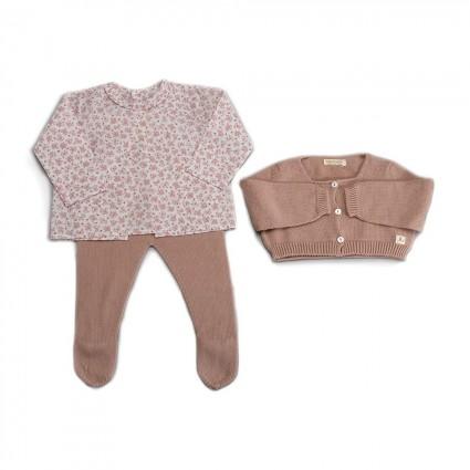 Pink Atelier Paris Baby Set