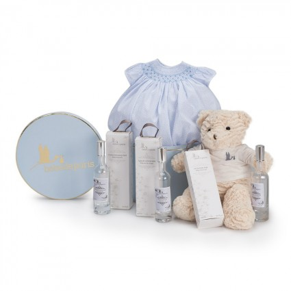 Atelier Baby Boy Hamper Blue