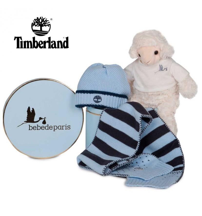 Bufanda Bebé Timberland Azul
