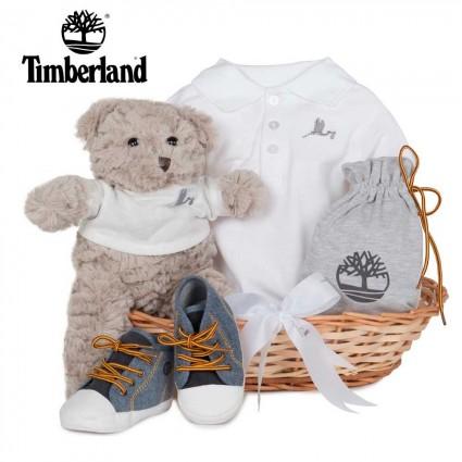 Deportivas Bebé Timberland Denim Oscuro