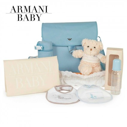 Armani On the Go Baby Hamper