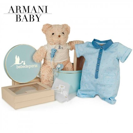 Armani Serenity Baby Hamper