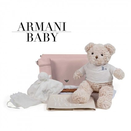 Armani Travel Baby Hamper