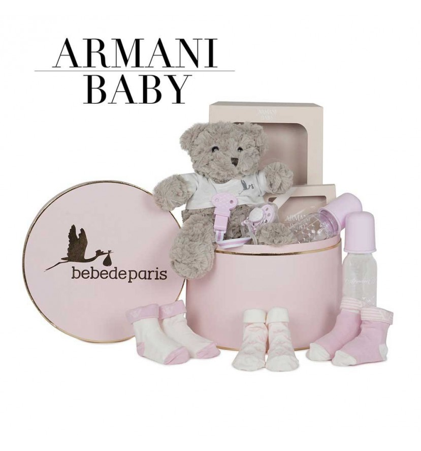 Armani Essentials Baby Hamper