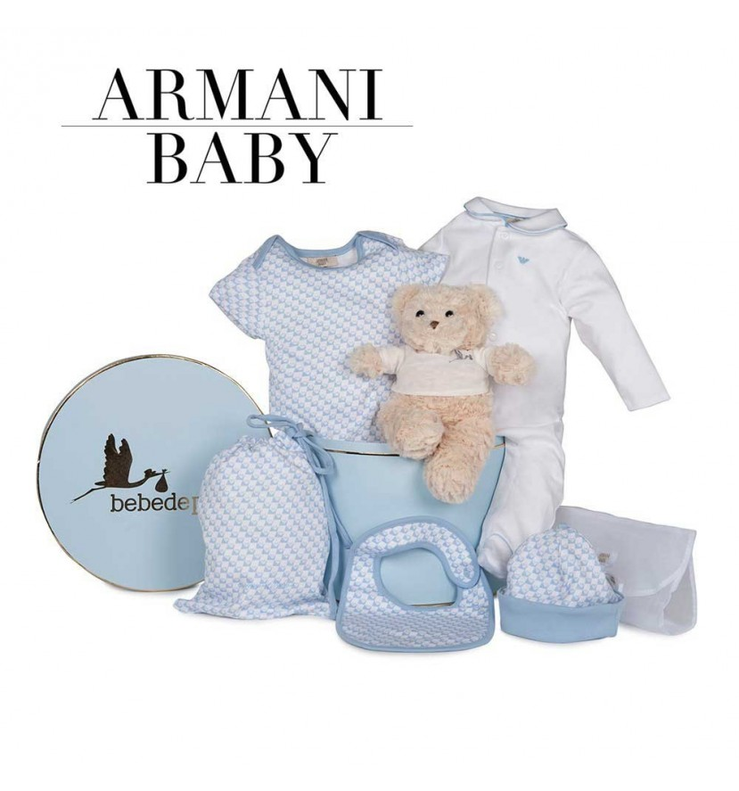 Armani Baby Hamper