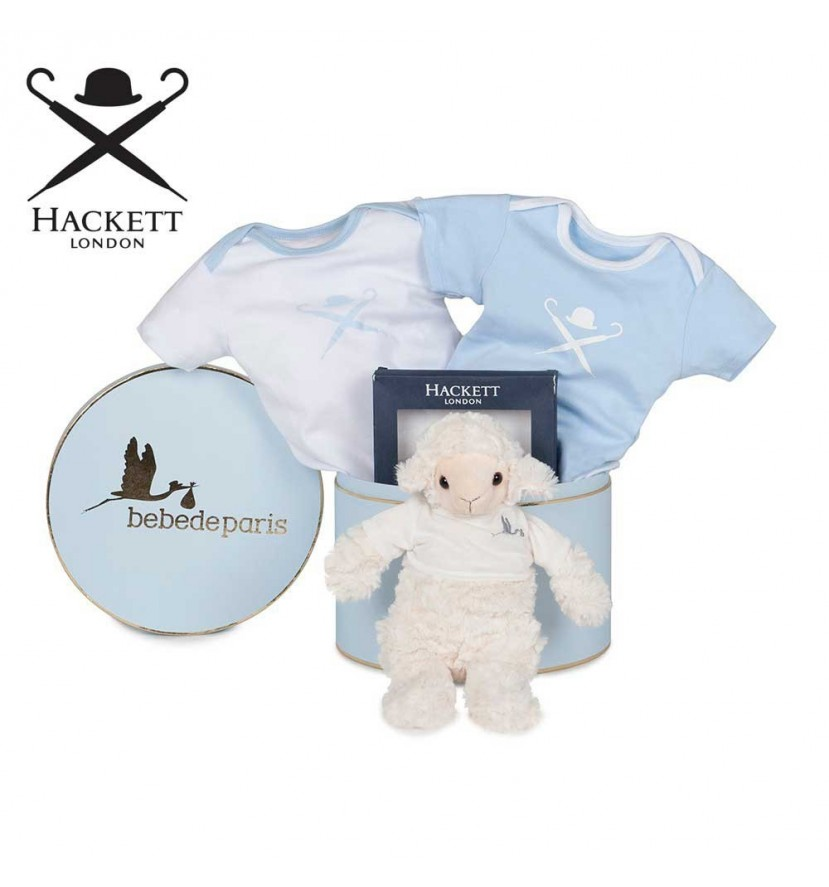 Hackett Bodysuits Baby Hamper
