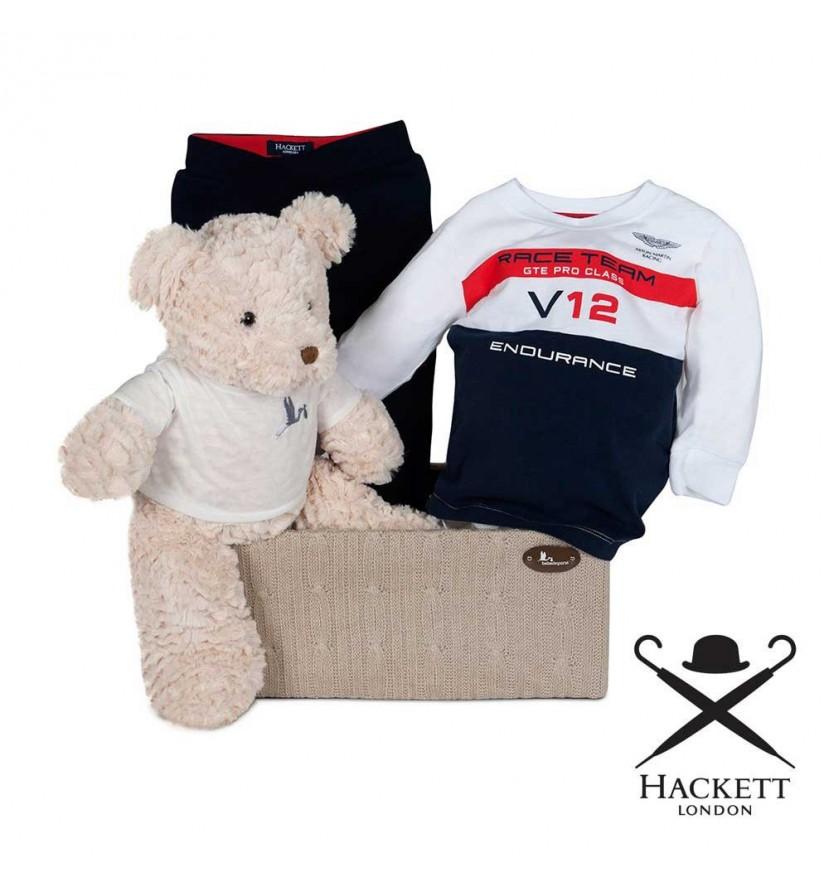 Hackett Aston Martin Baby Hamper