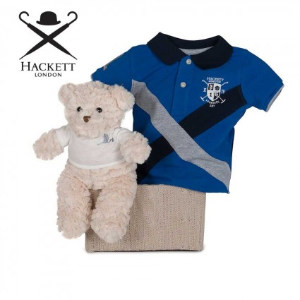 Hackett Polo Colours Baby Hamper