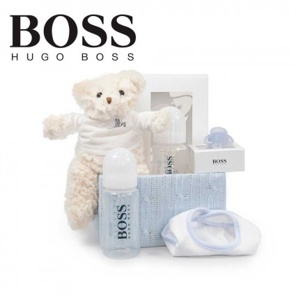 Hugo Boss Essentials Baby Hamper
