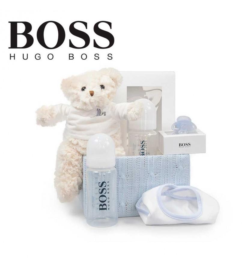 Hugo Boss Essentials Baby Hamper