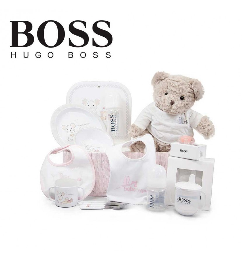 Hugo Boss Baby Girl Gourmet Hamper