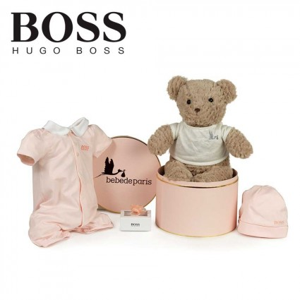 Hugo Boss Casual Baby Girl Hamper