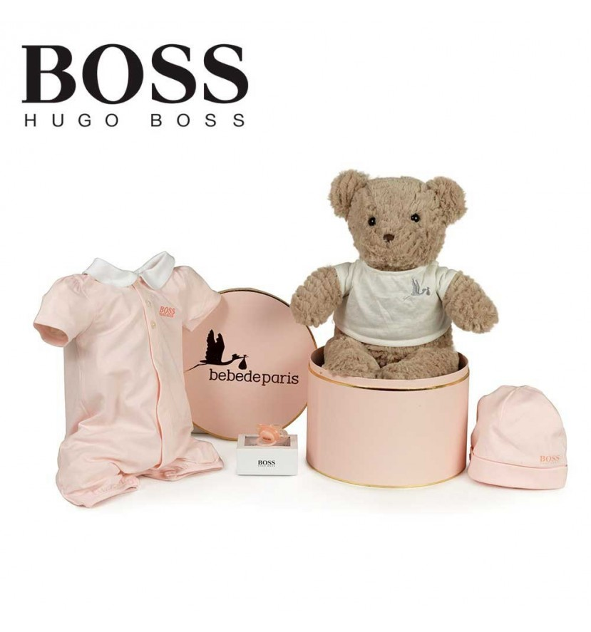 Hugo Boss Casual Baby Girl Hamper
