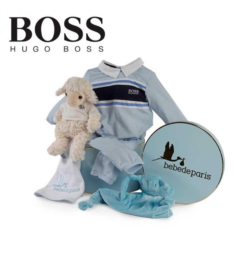 Hugo Boss Serenity Baby Hamper (Stripes)