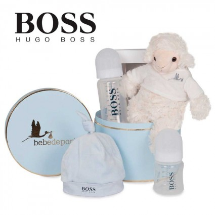 Hugo Boss Hat Baby Hamper