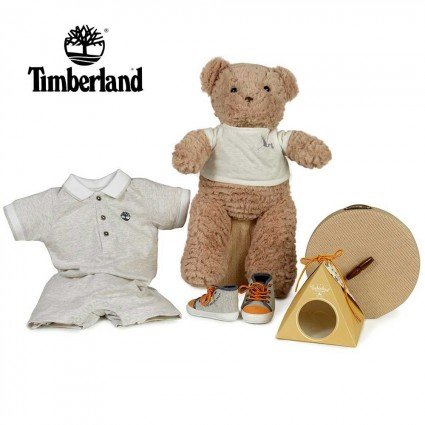 Timberland Gift Shoes Baby Hamper