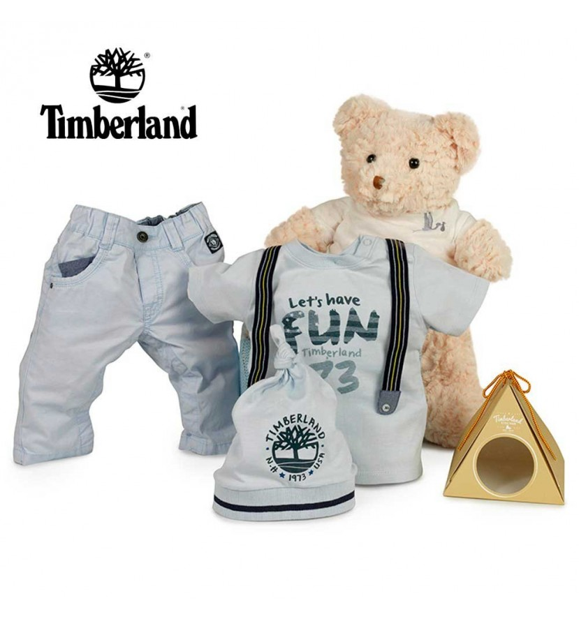 Timberland Fun Essential Baby Hamper