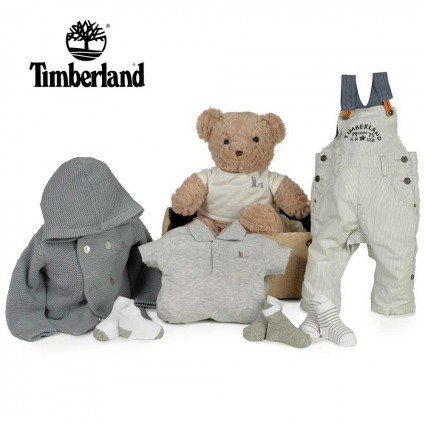 Timberland Casual Daydream Baby Hamper