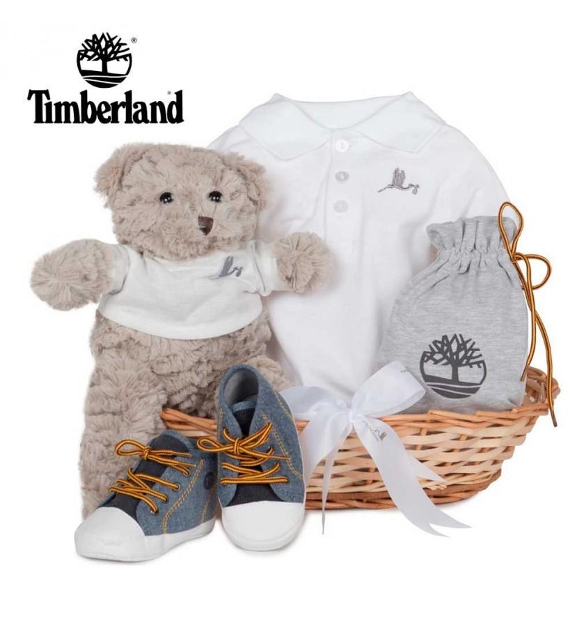 Timberland Booties Baby Hamper
