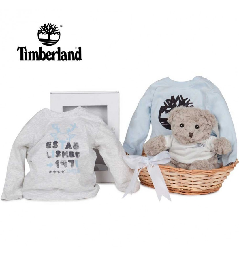 Timberland T-Shirts Baby Hamper