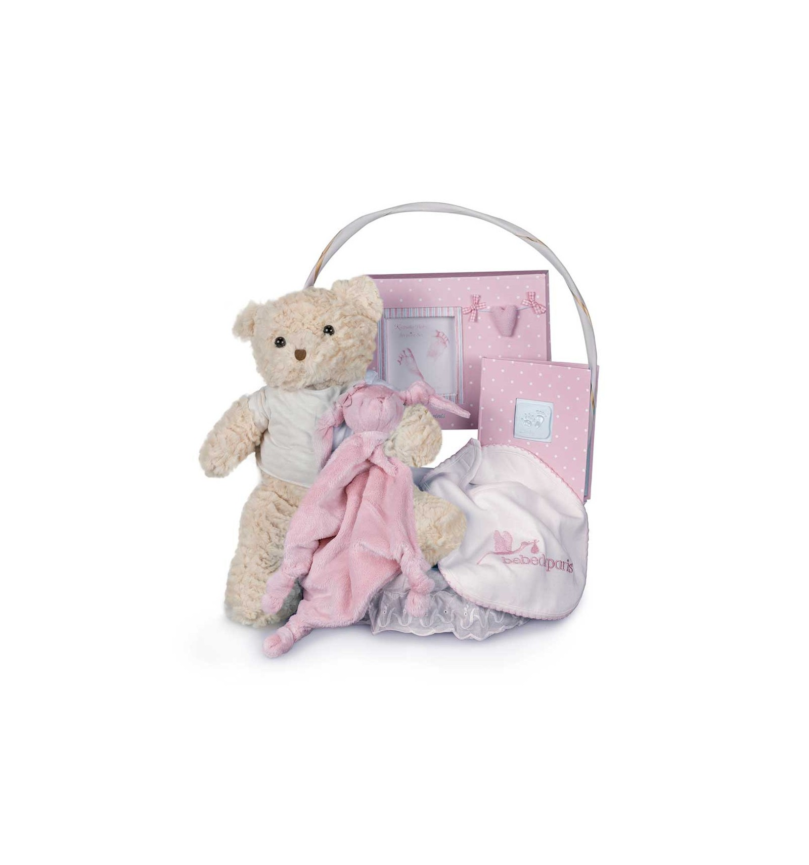 Bebedeparis baby hampers and baby gifts bebedeparis uk memories essential baby gift hamper negle Choice Image