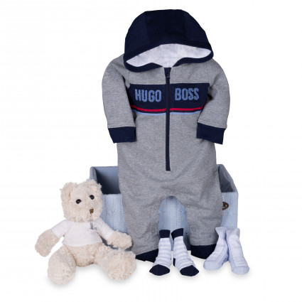 Hugo Boss Baby Sports Hoodie Gift Set