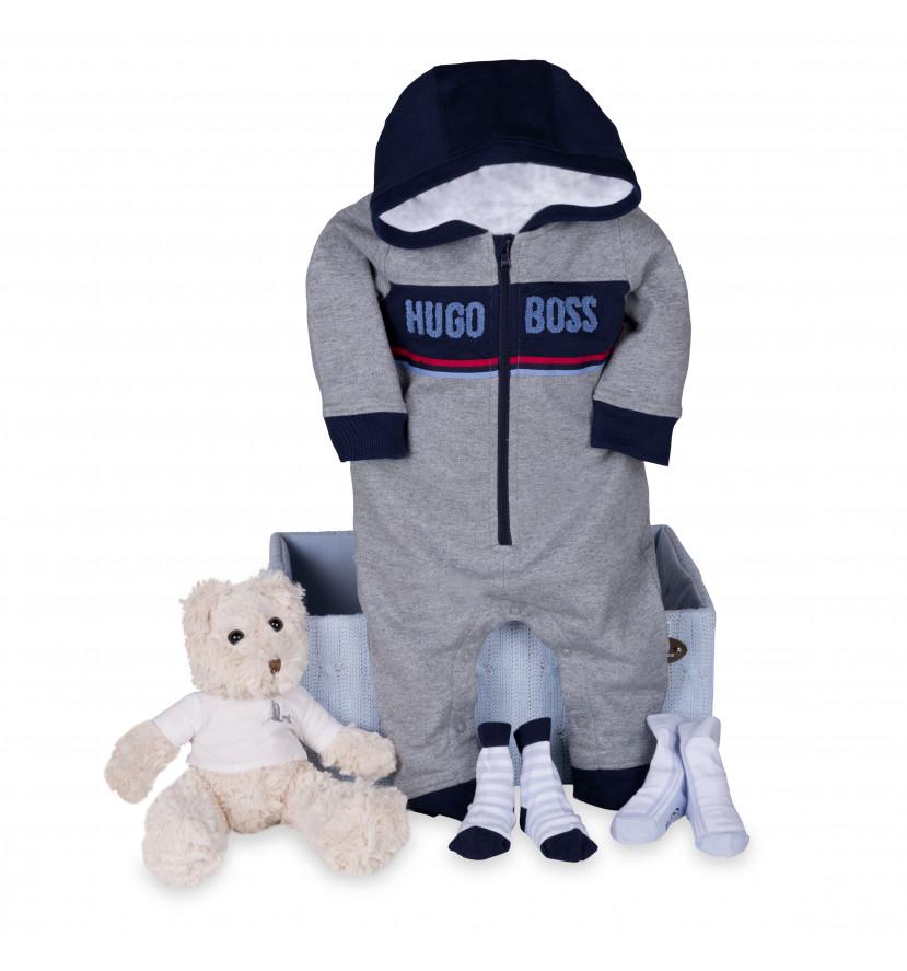 Hugo Boss Baby Sports Hoodie Gift Set
