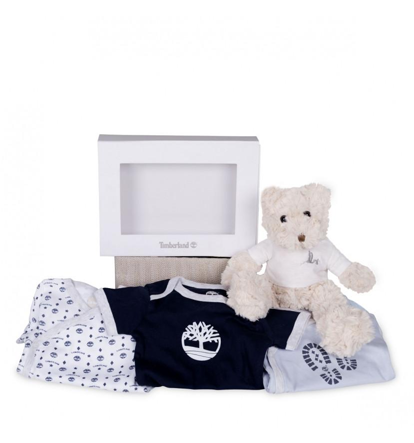Timberland Baby Bodysuit Set
