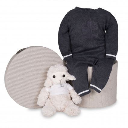 Timberland Baby Luxury Grey Hamper