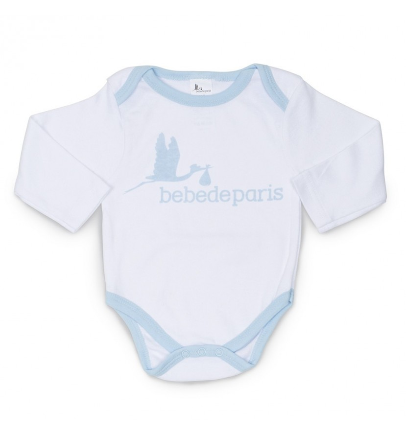 Basic Baby Body Blue