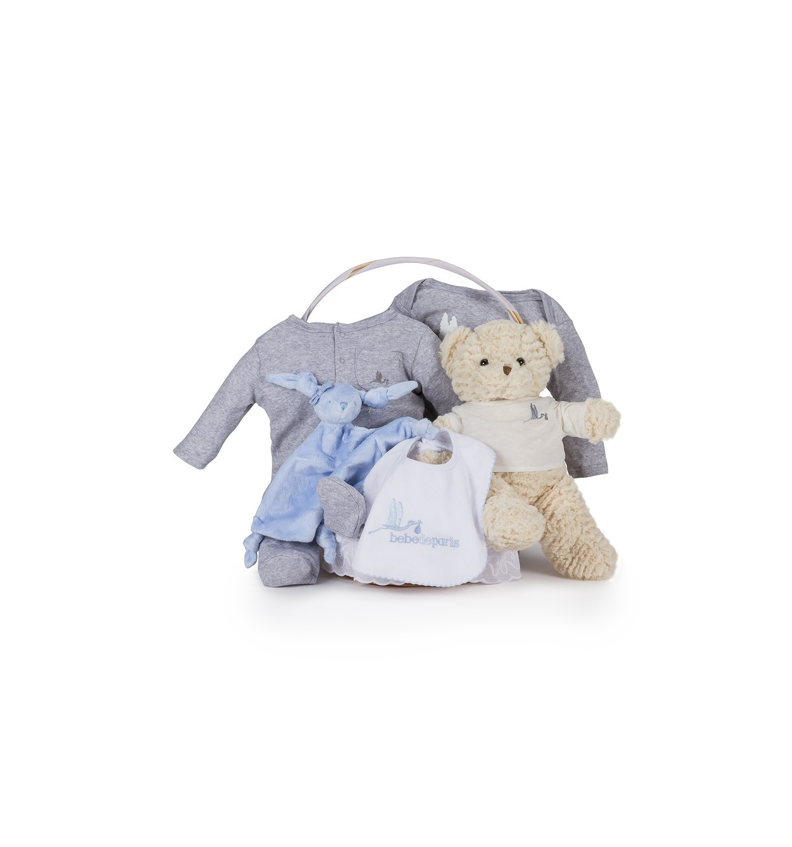 Baby Gift Basket Co : Casual essential baby gift basket