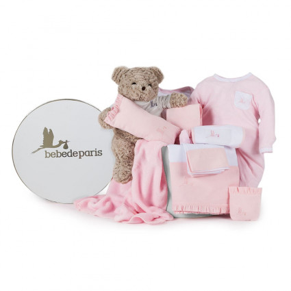 Classic Baby Hamper Pink