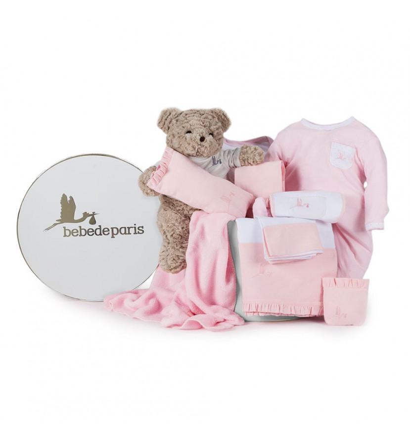 Classic Baby Hamper Pink