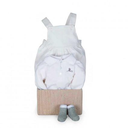 Happy Baby Box white