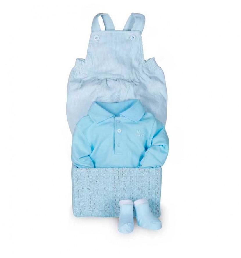 Happy Baby Box blue