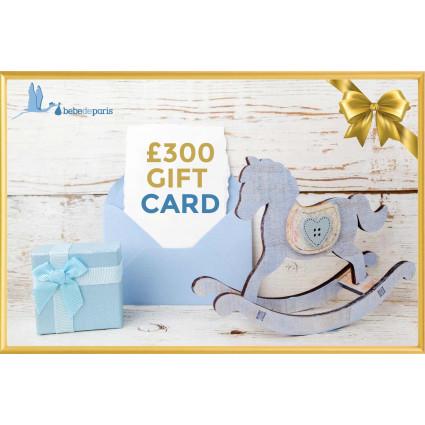 £300Gift card
