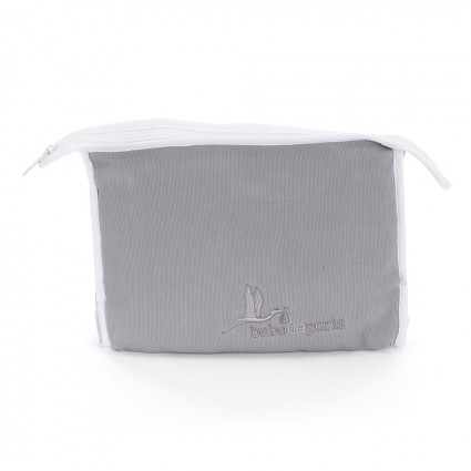 Grey Baby Toiletries Case