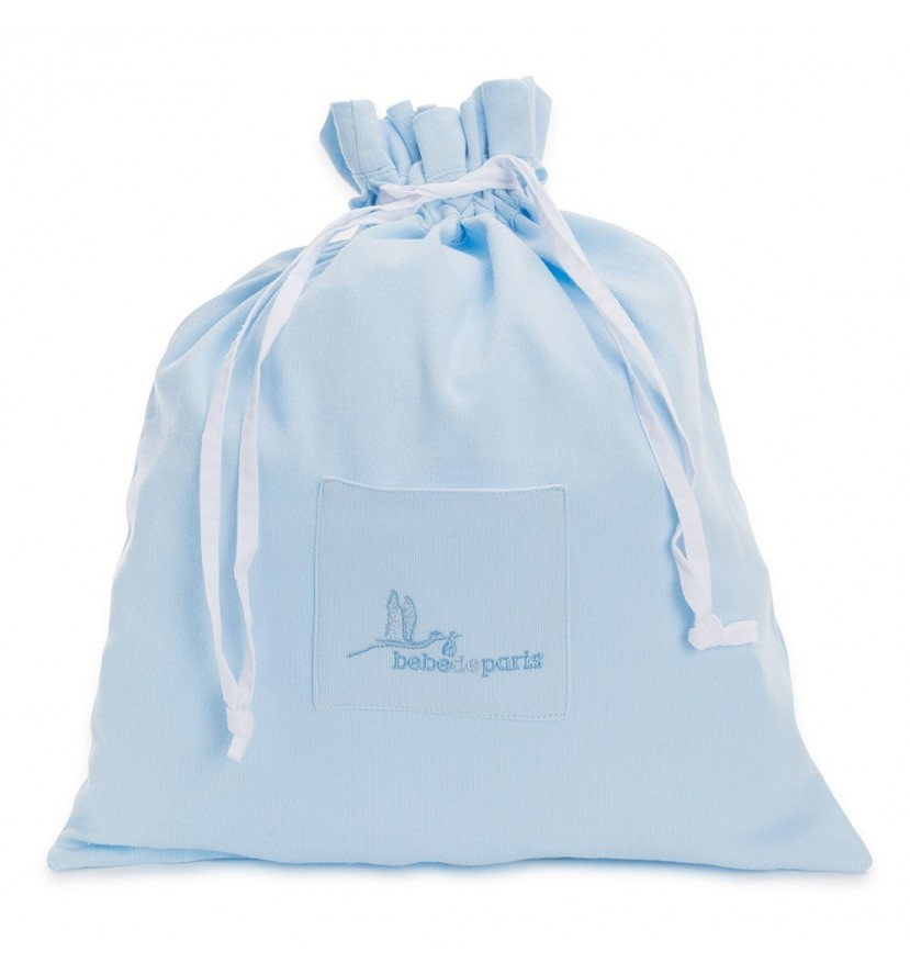 Blue Baby Nursery Bag