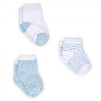 Baby Socks Set Pink