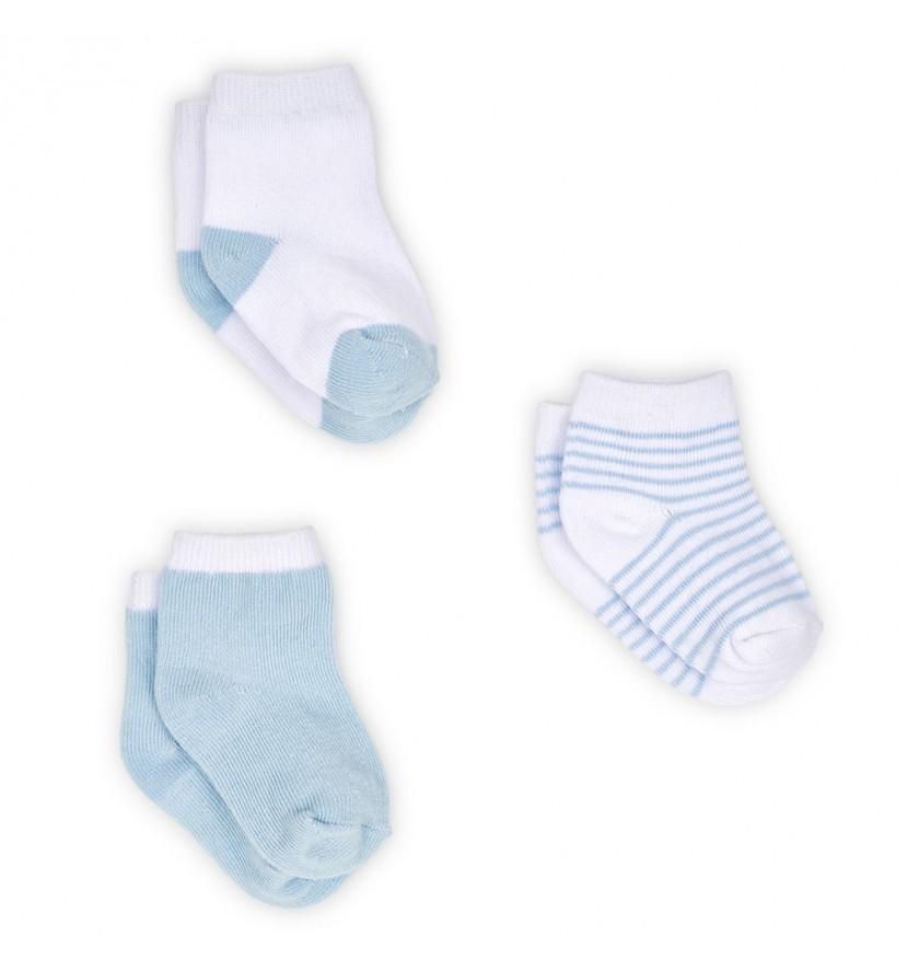 Baby Socks Set Blue