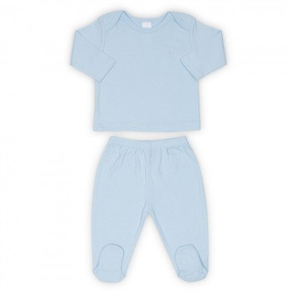 Blue Basic Baby Set