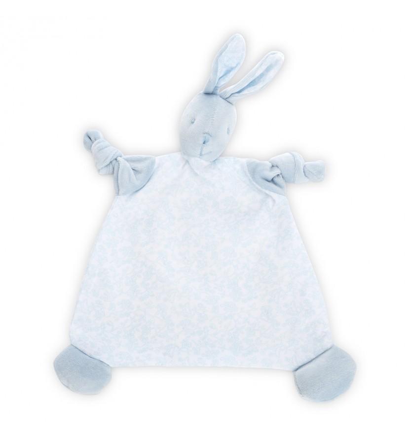 Blue Vintage Baby Comforter