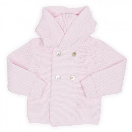 Pink Baby Classic Jacket Pink