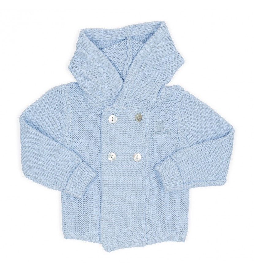 Blue Baby Classic Jacket Blue