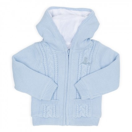 Blue Baby Polar Jacket