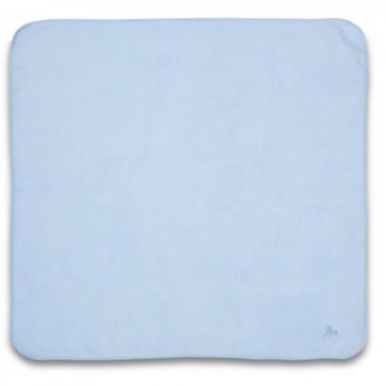 Blue Baby Muslin or Breastfeeding Cloth
