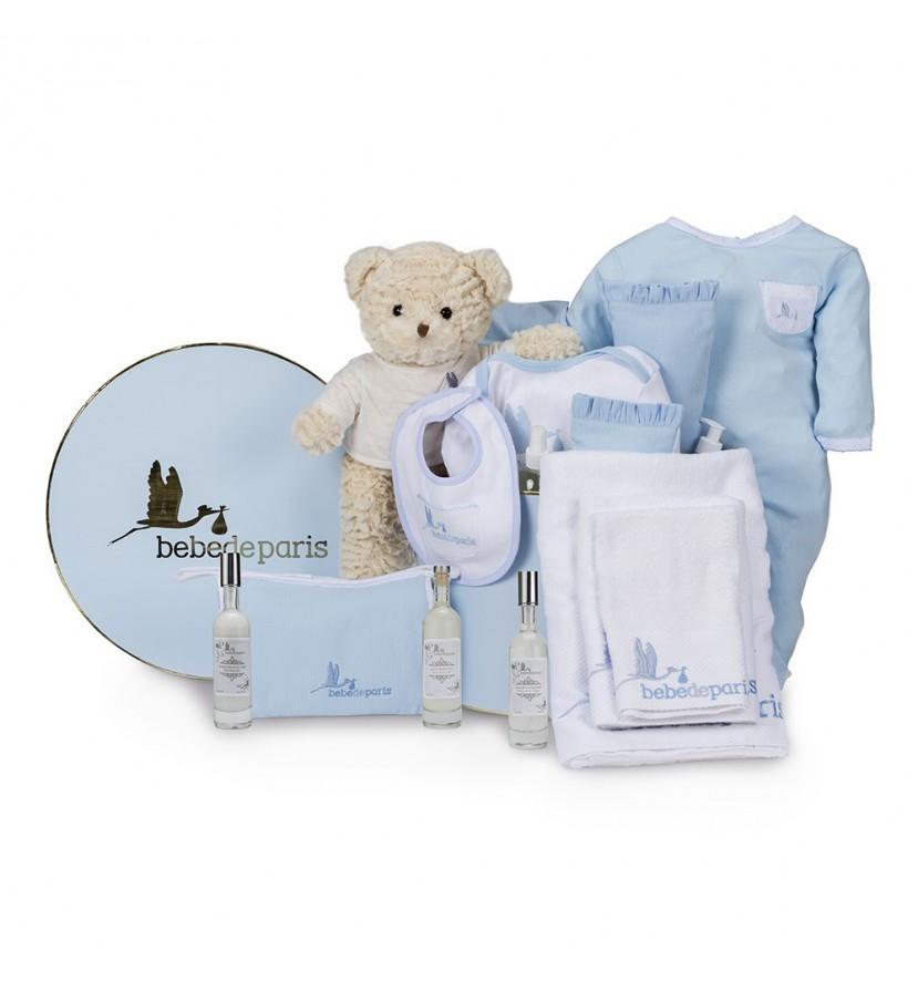 Spa Complete Baby Gift Hamper Blue